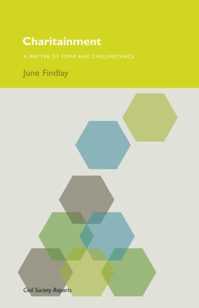 Book cover for Charitainment by June Findlay