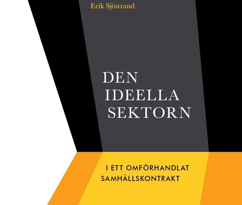 Ny bok om det omförhandlade civilsamhällskontraktet!